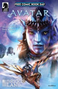 Free Comic Book Day 2017 Avatar