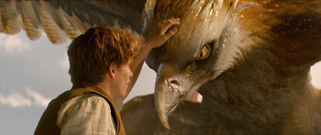 Fantastic Beasts Eagle