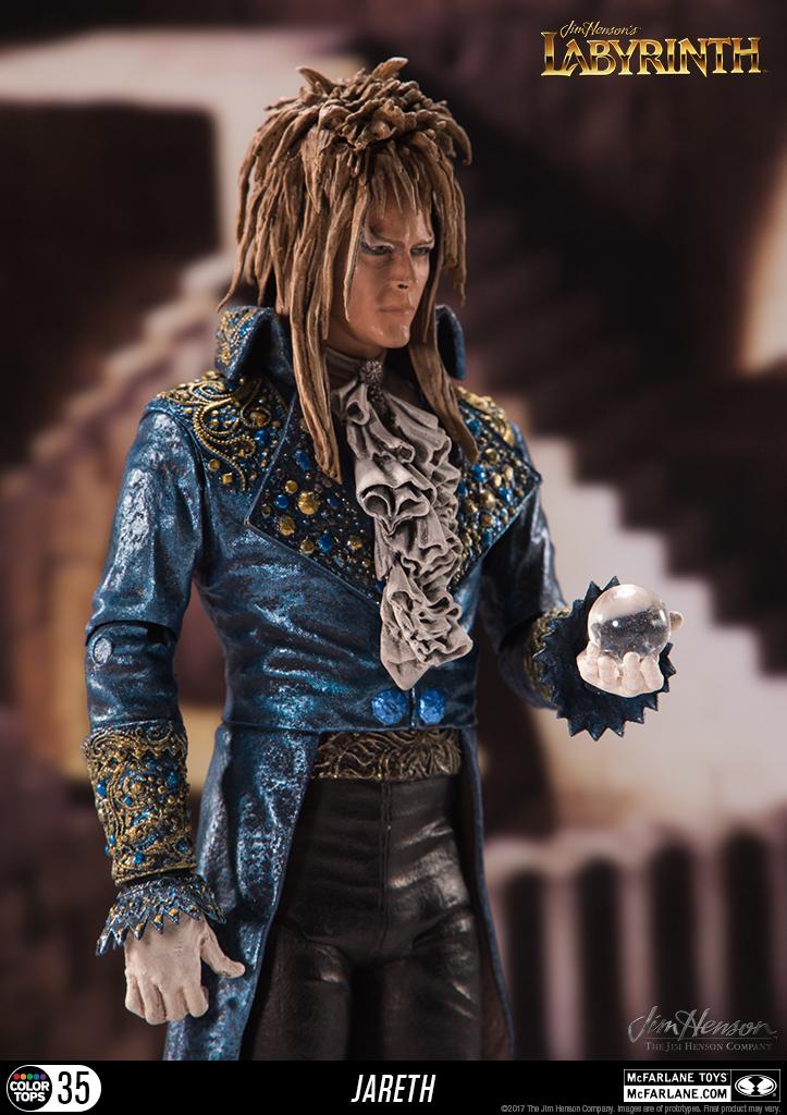 The Labyrinth McFarlane Jareth 1