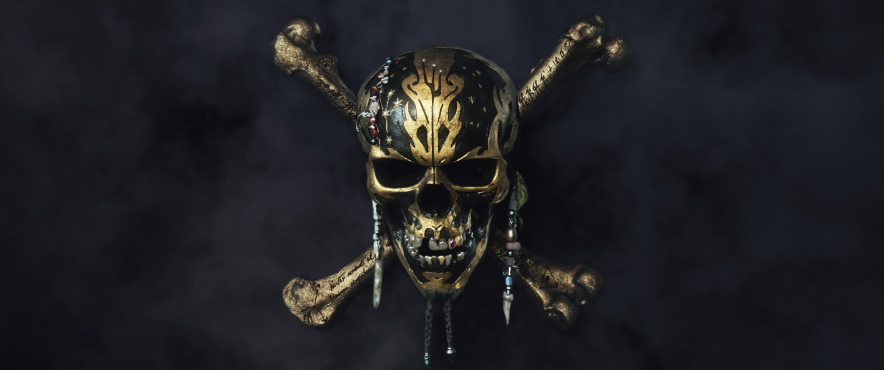 Pirates of the Caribbean: Salazar's Revenge 1