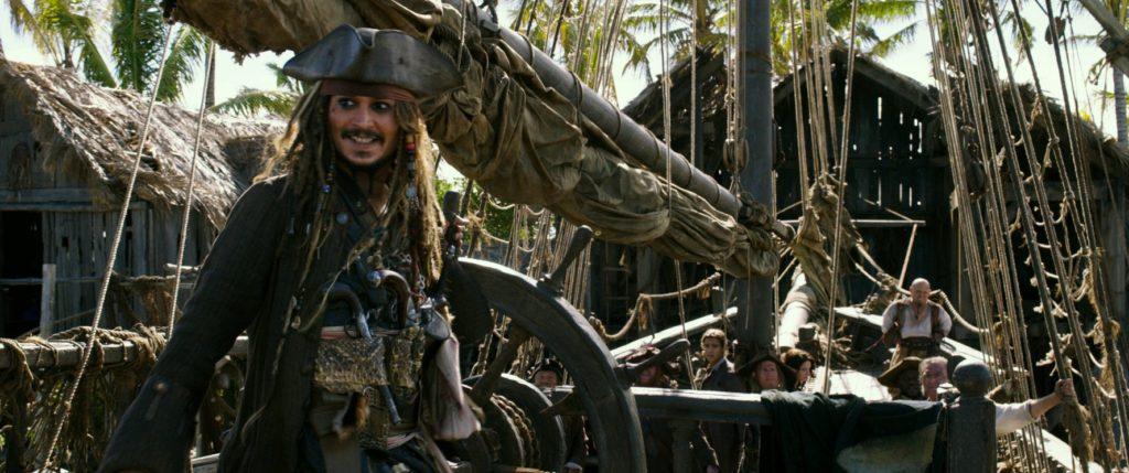 PIRATES OF THE CARIBBEAN: SALAZAR'S REVENGE 2 - (C) The Walt Disney Company