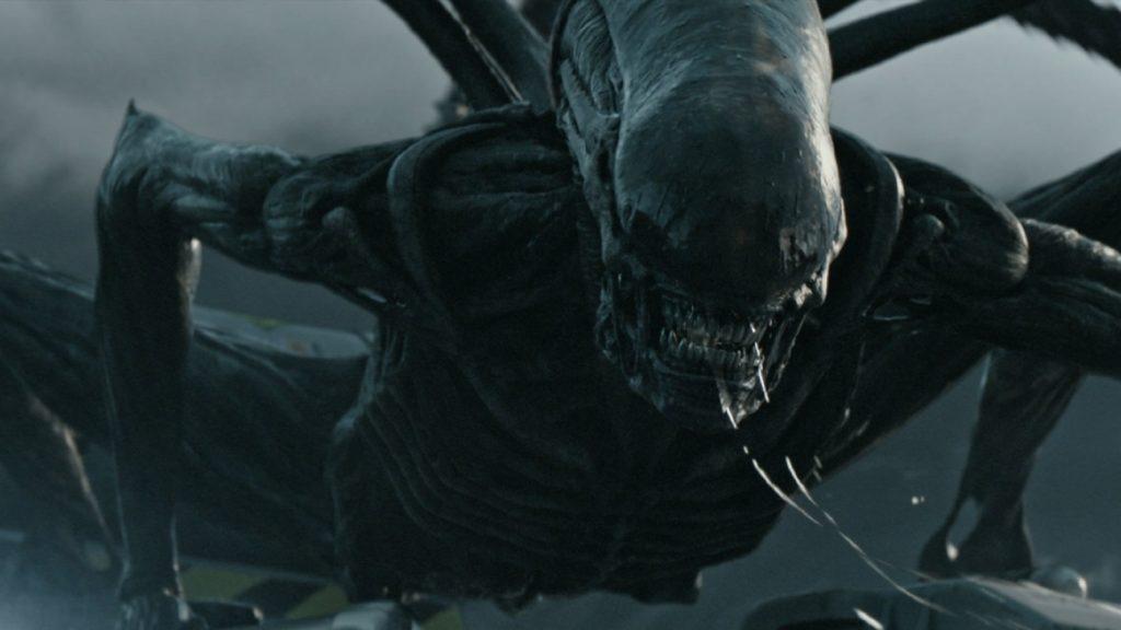 Het onstaan van de Aliens