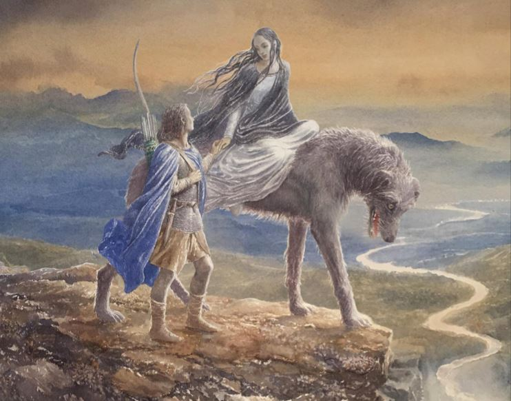 Beren and Lúthien 1