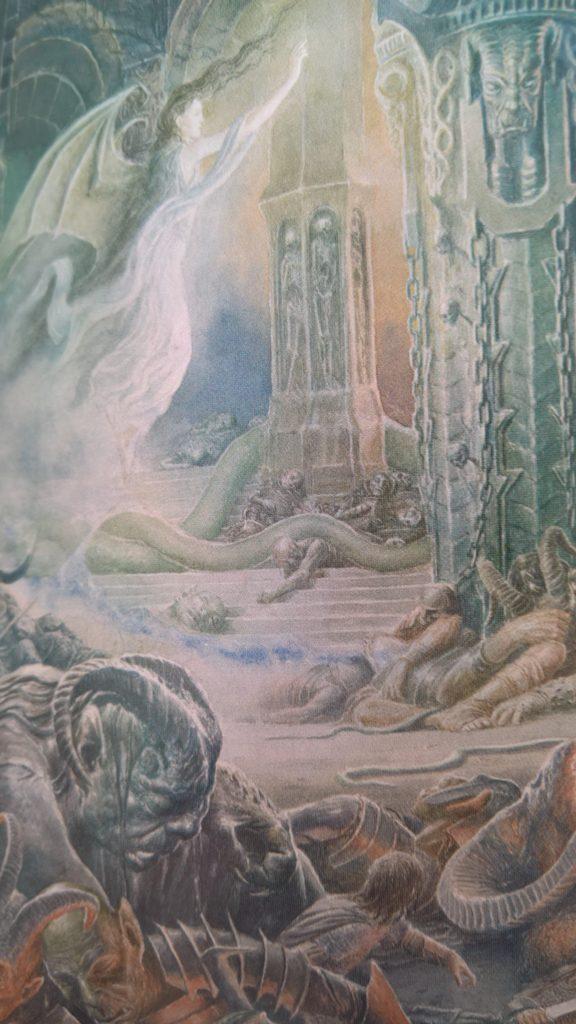 Beren and Lúthien 3