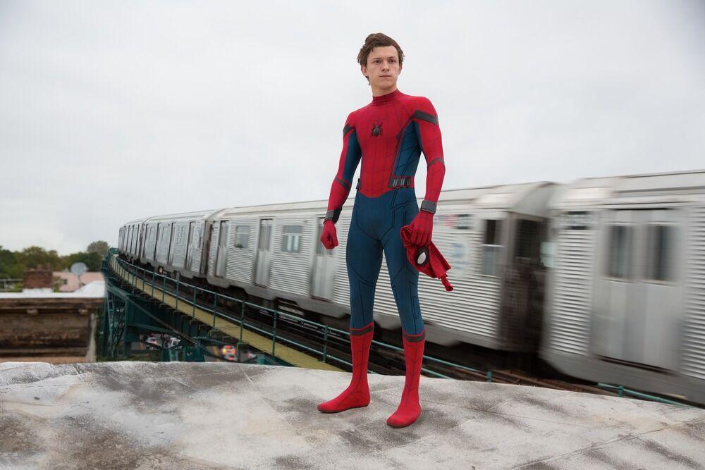 Spider-Man: Homecoming 6 - (C) Marvel