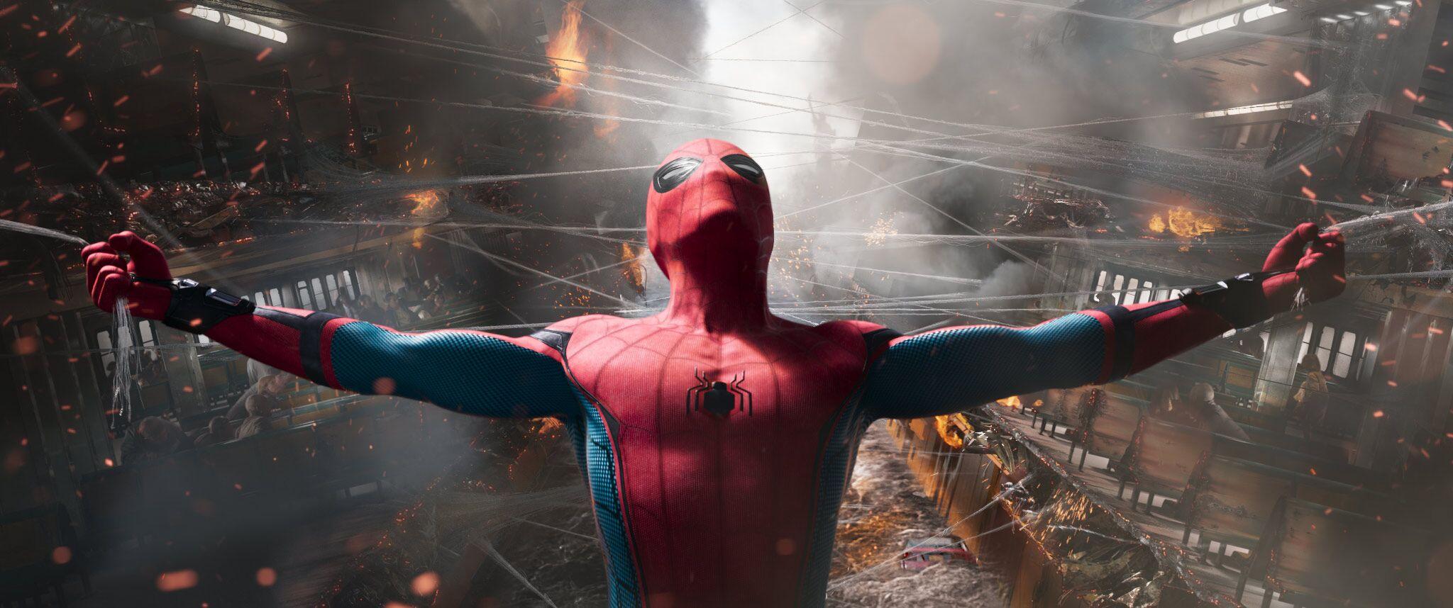 Spider-Man: Homecoming 1.3 - (C) Marvel