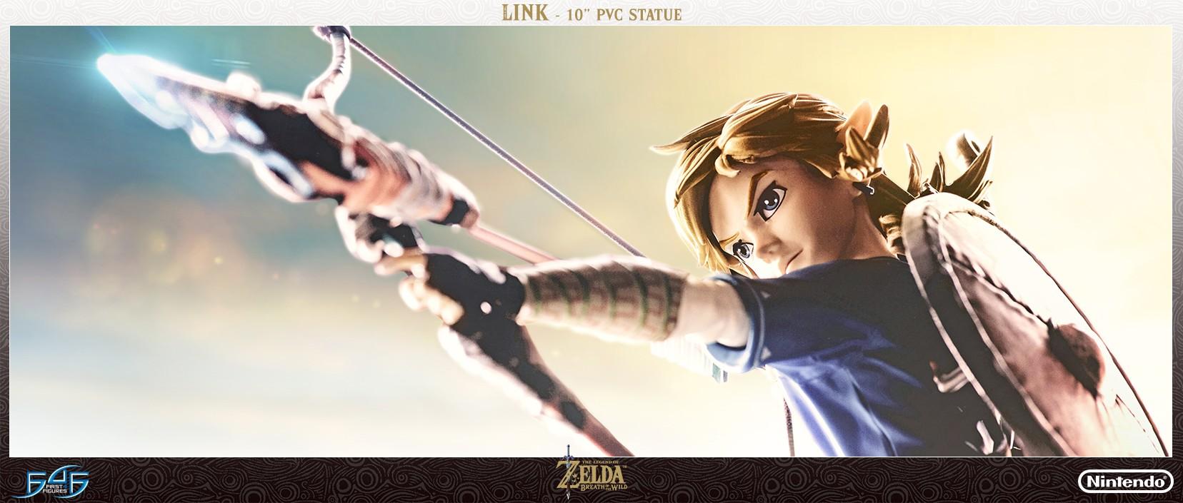 The Legend of Zelda: Breath of the Wild Link 6
