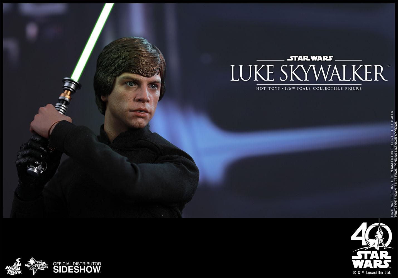 Luke Skywalker Return of the Jedi sixth scale figuur 1