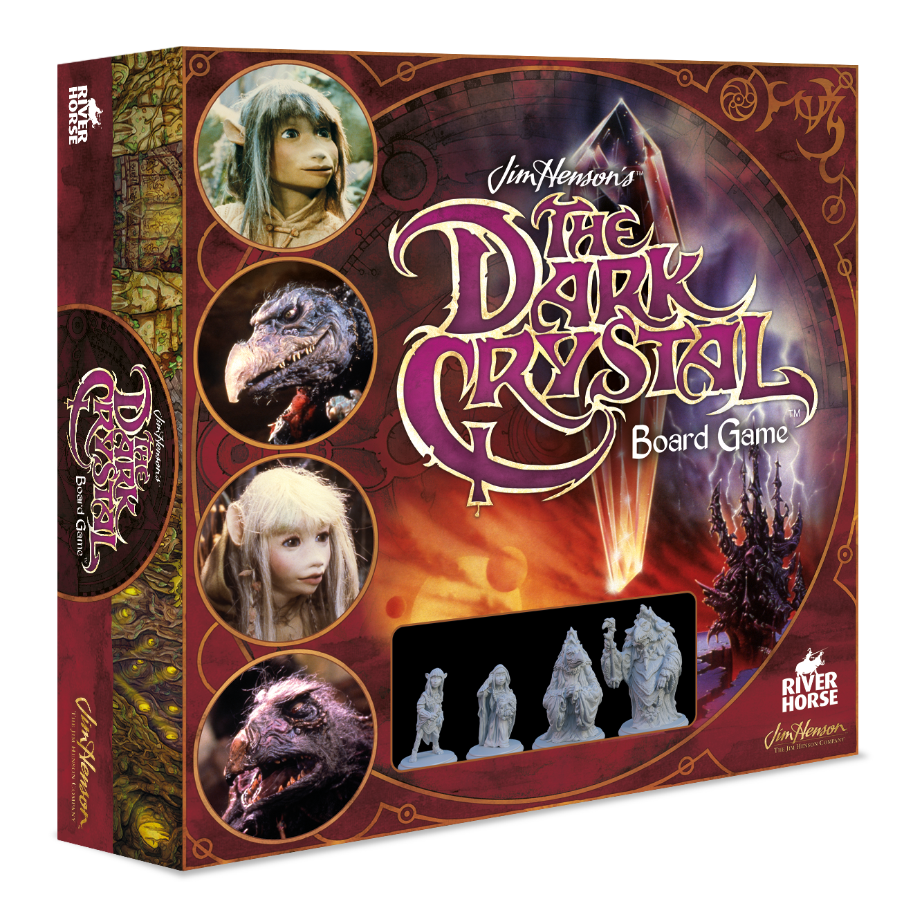 The Dark Crystal Boardgame 1