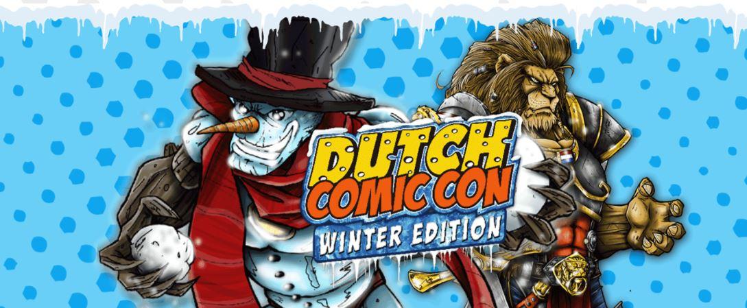 DutchComic Con Winter Edition 1