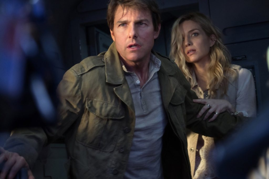 Tom Cruise en Annabelle Wallis
