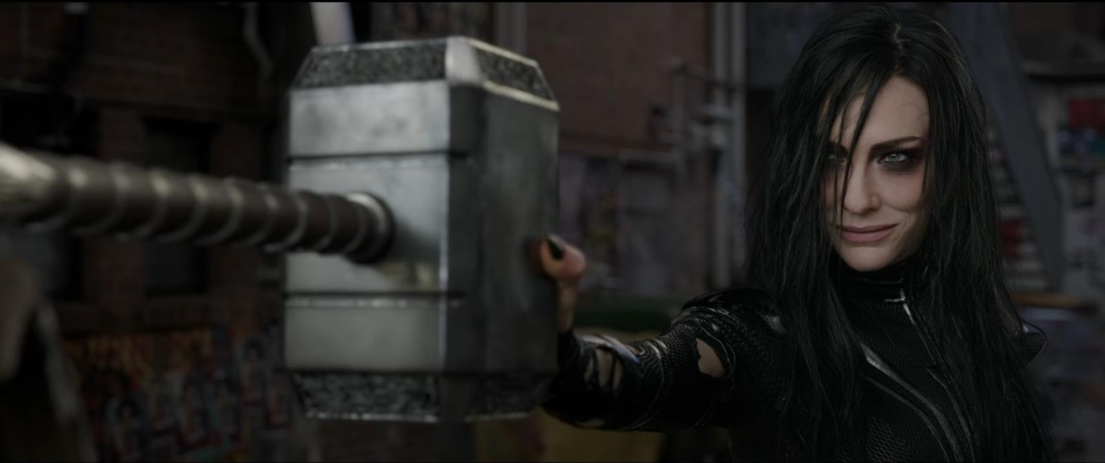 Thor: Ragnarok op Blu-Ray en DVD Hela