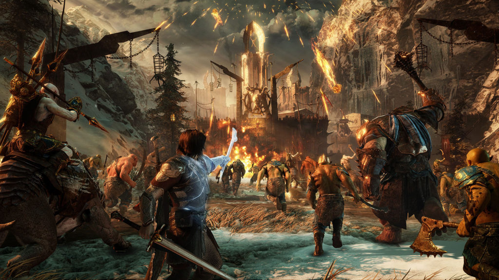 Middle-Earth: Shadow of War 6