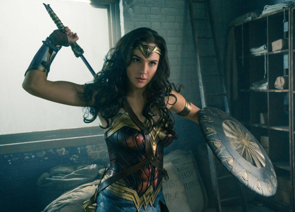 Wonder Woman blu-ray 1