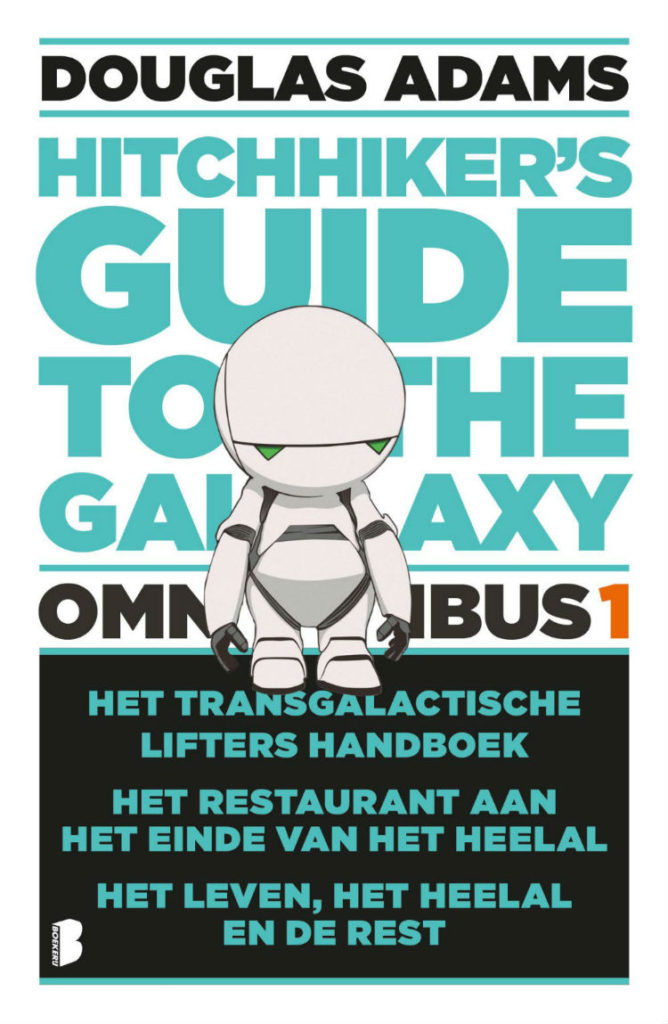 Boek - The Hitchhiker's Guide to the Galaxy Omnibus 1