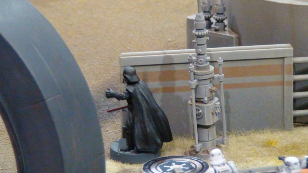 Star Wars: Legion Darth Vader