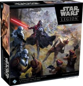 Star Wars: Legion packshot