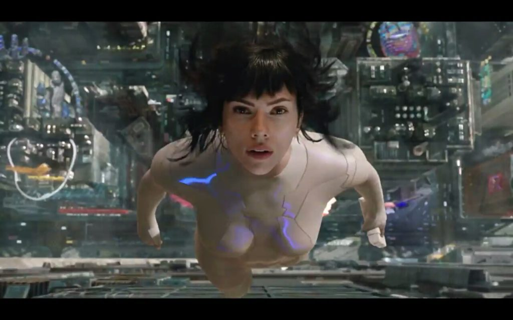Other Futures deel 2 - Ghost in the Shell (2017)