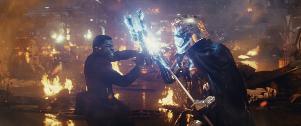 Star Wars: The Last Jedi Zap