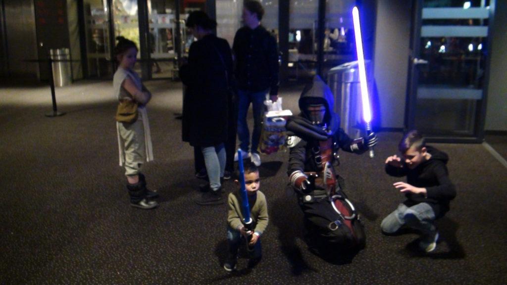 Echo Base Charity Con 2017 sfeerverslag Star Wars kids
