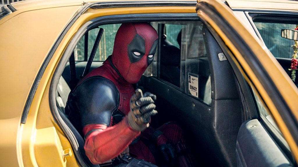 Modern Myths Nieuws 2019 - Week 50 tm 52 Deadpool