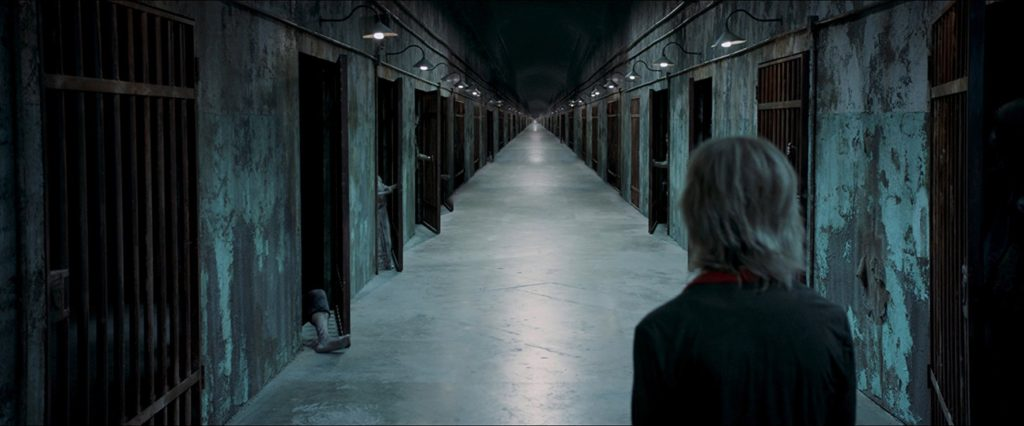 Insidious: The Last Key gevangenis