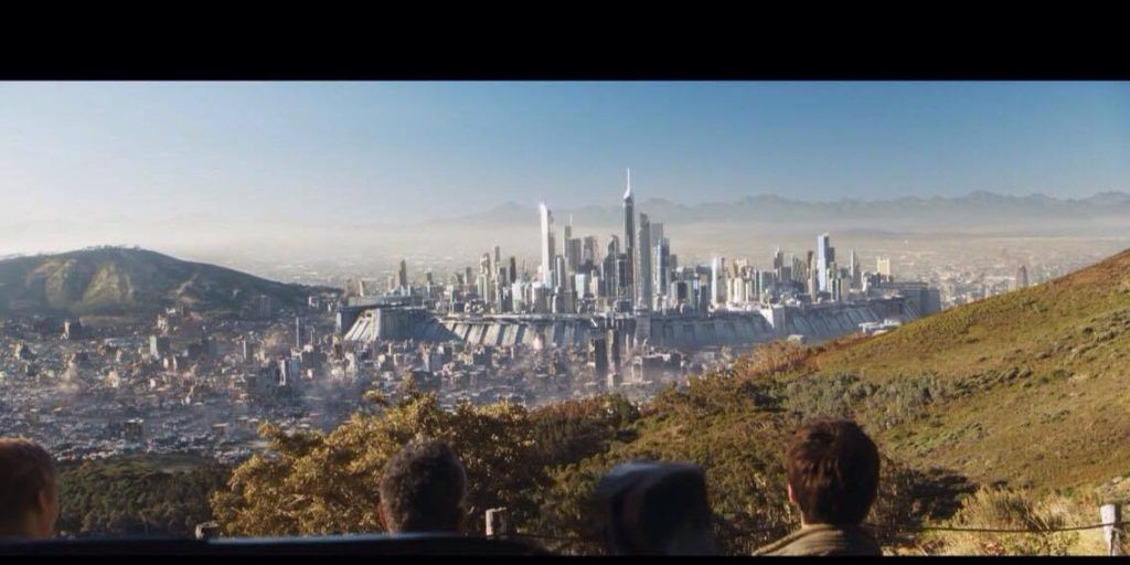 Maze Runner: The Death Cure Last City