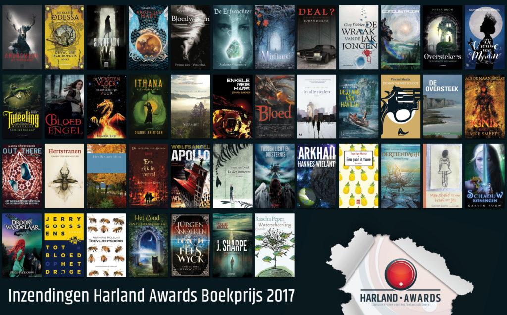 Dag van het Fantastische Boek Harland Award
