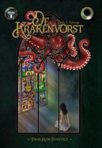 Boek - De Krakenvorst Boek 1: Keruga
