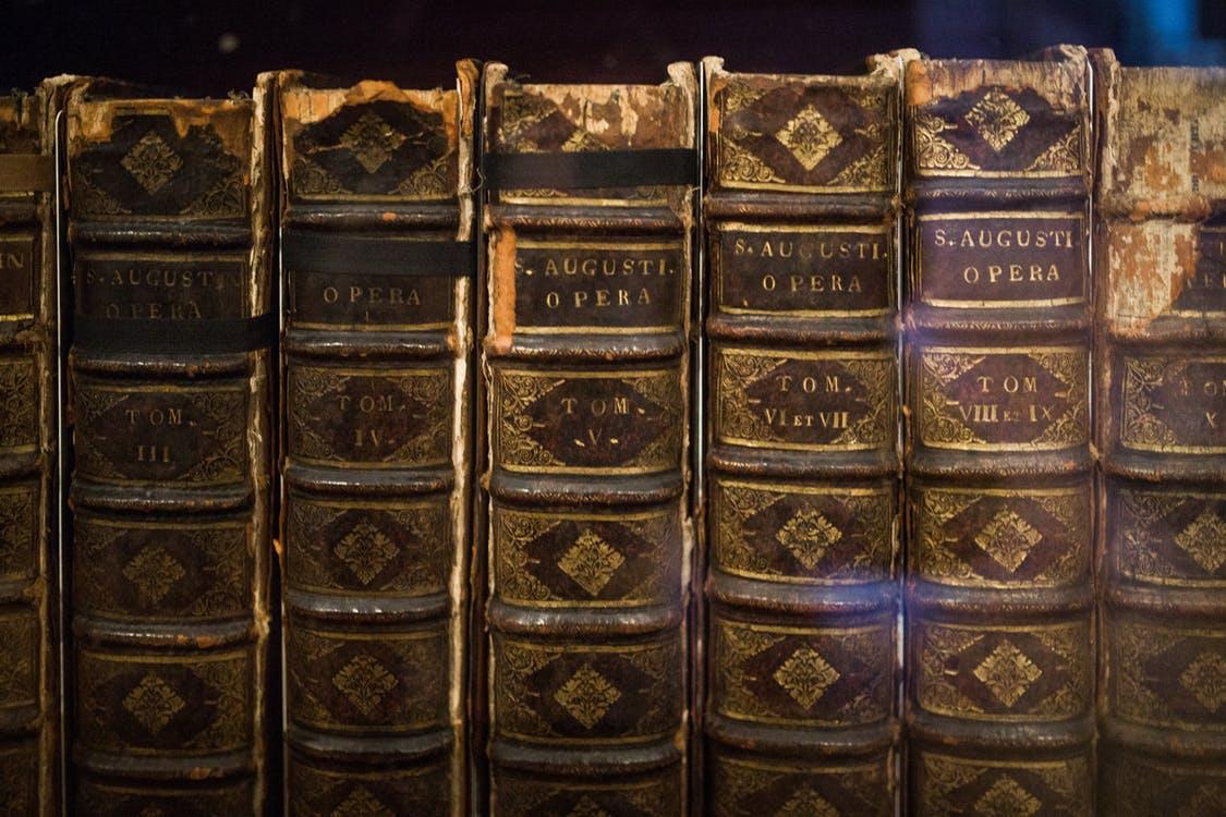 Mijn vijf favoriete fantasyboeken