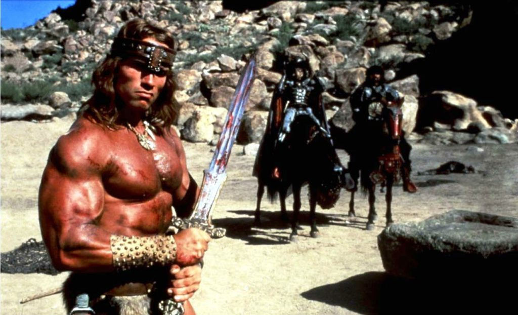Modern Myths Nieuws 2020: Week 38 – 41 - Conan De Barbaar