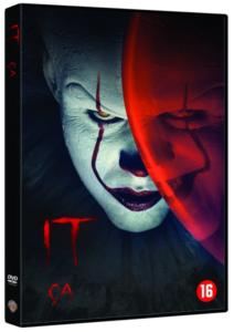 IT op DVD en Blu-Ray DVD