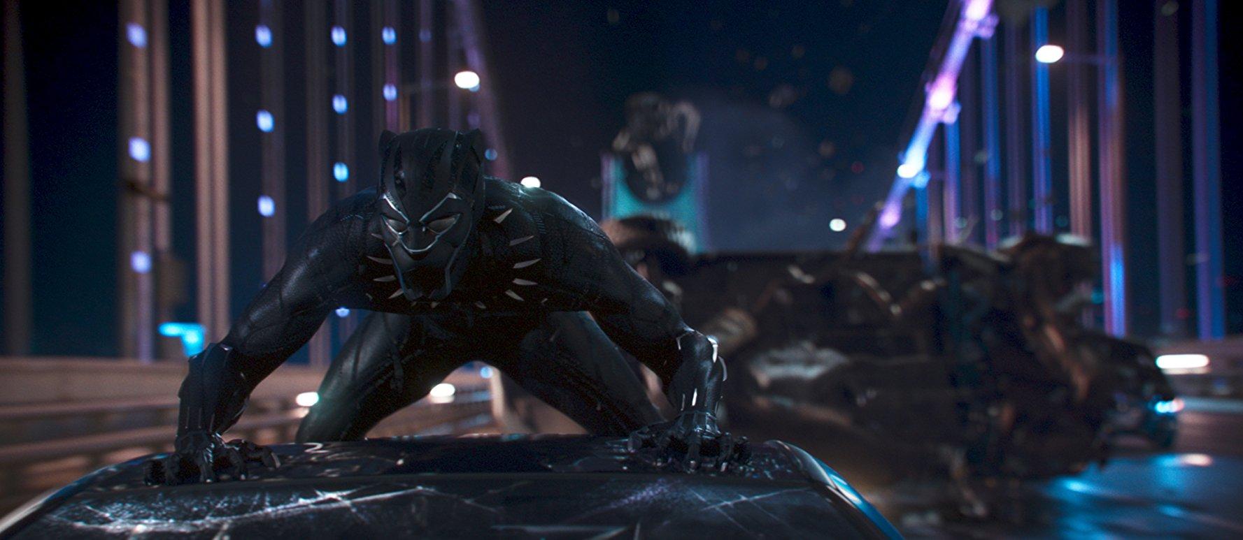 Black Panther blu-ray en dvd-winactie