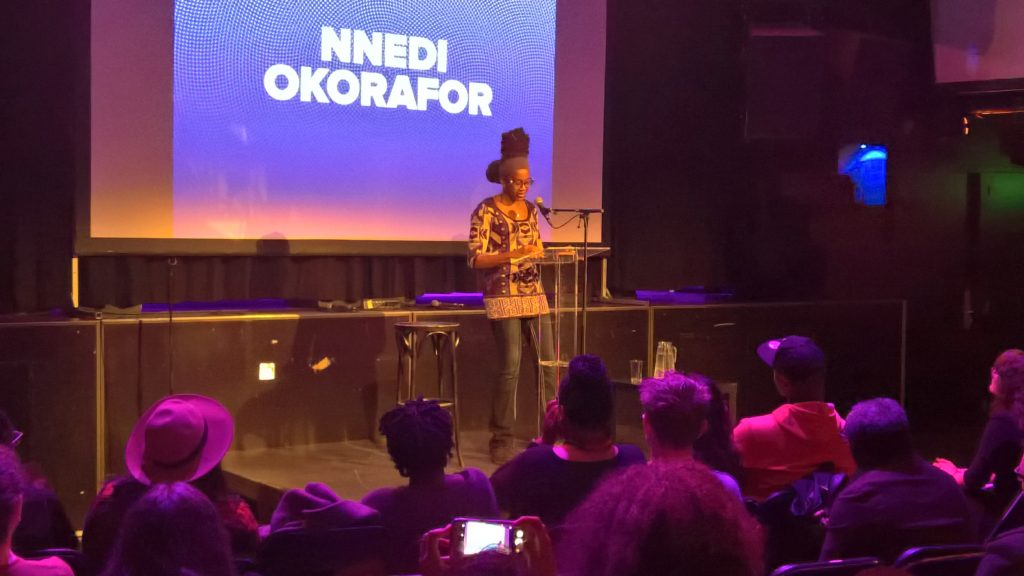 Other Futures sfeerverslag - Nnedi