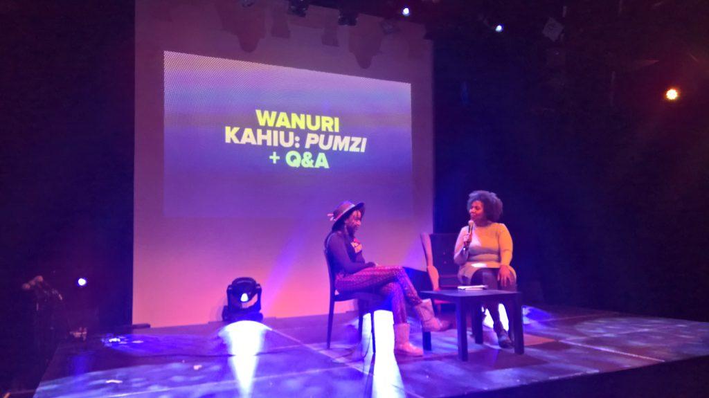 Other Futures sfeerverslag - Wanuri
