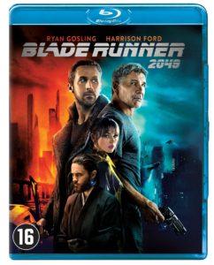 Blade Runner 2049 op DVD en Blu-Ray Blu-Ray