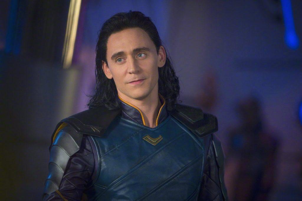 Thor: Ragnarok op Blu-Ray en DVD Loki