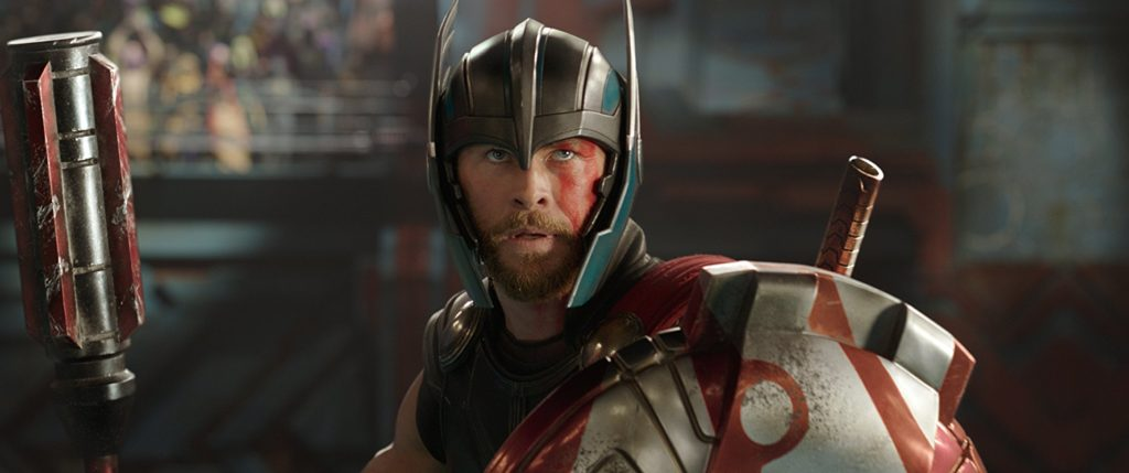 Thor: Ragnarok op Blu-Ray en DVD Thor