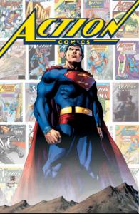 De historie van Superman Action Comics 1000