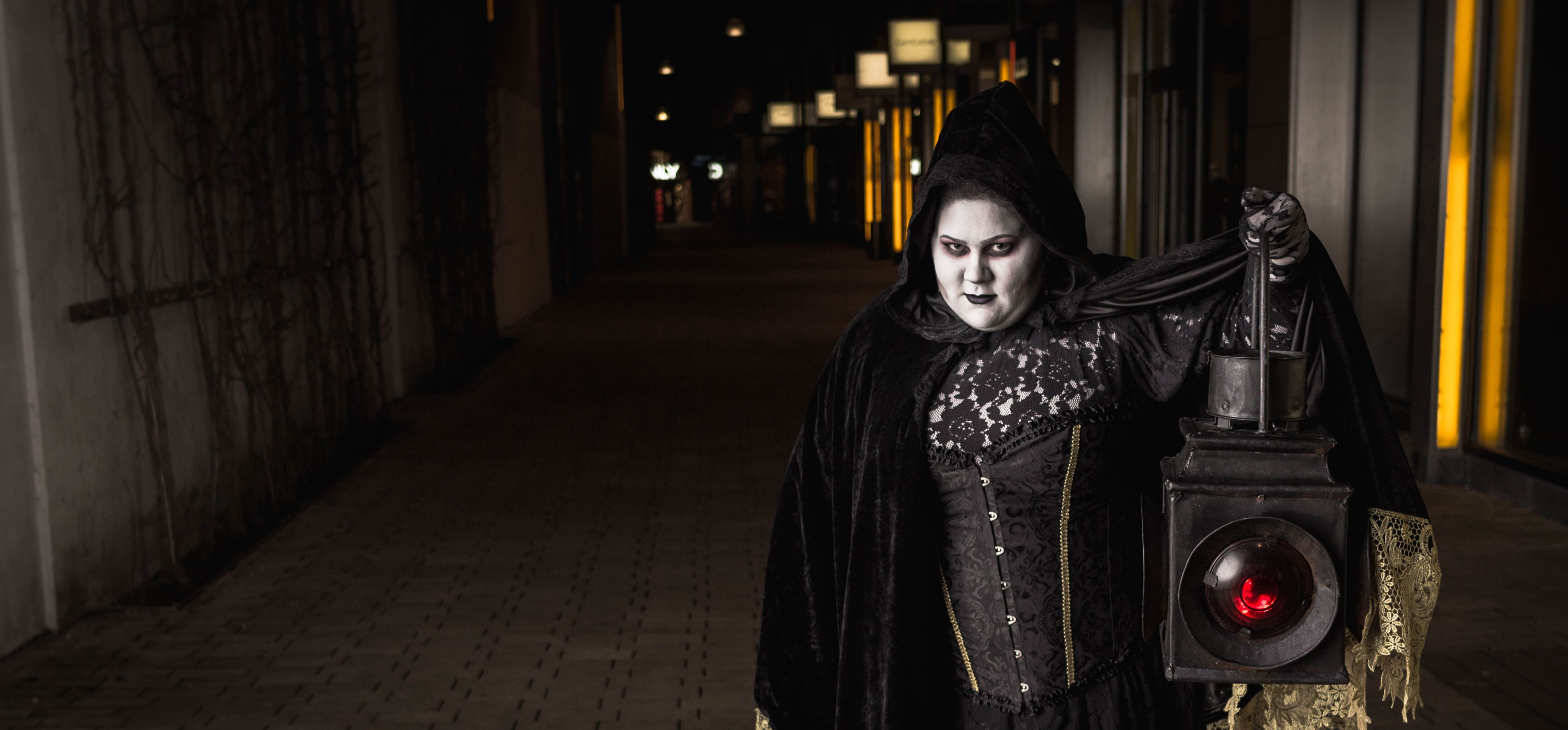 Ghost Tours Tilburg Uitsnede