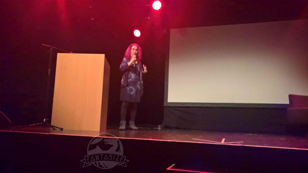 Dag van het Fantastische Boek 2018 Keynote Naomi Novik