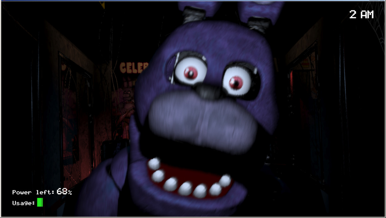 Five Nights at Freddy's Scare