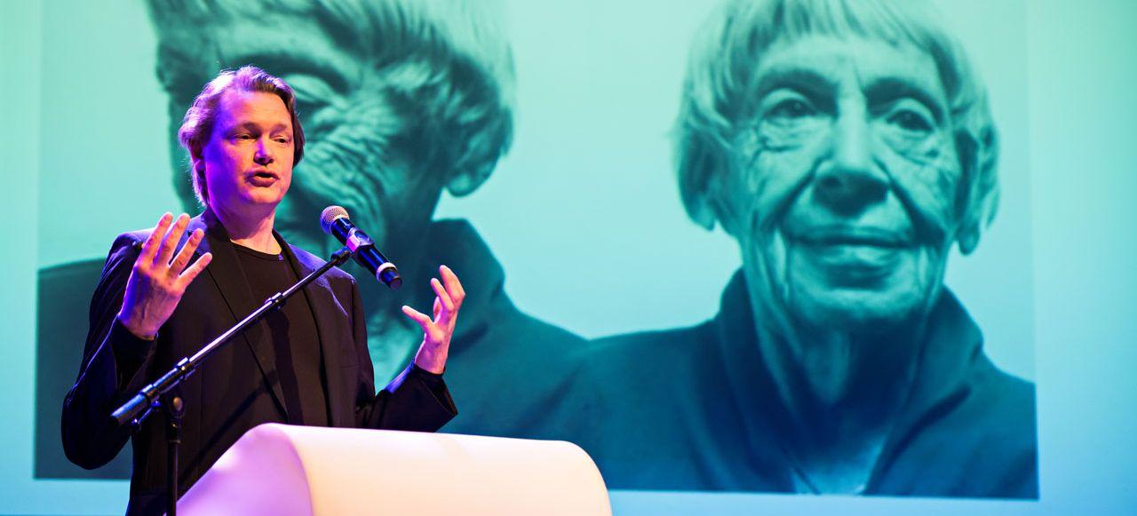 Dag van het Fantastische Boek - interview Martijn Lindeboom uitsnede