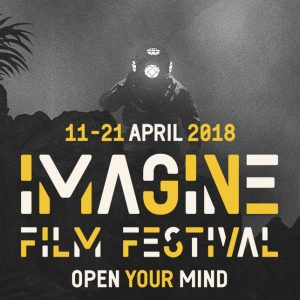 Imagine Film Festival 2018 - blok logo