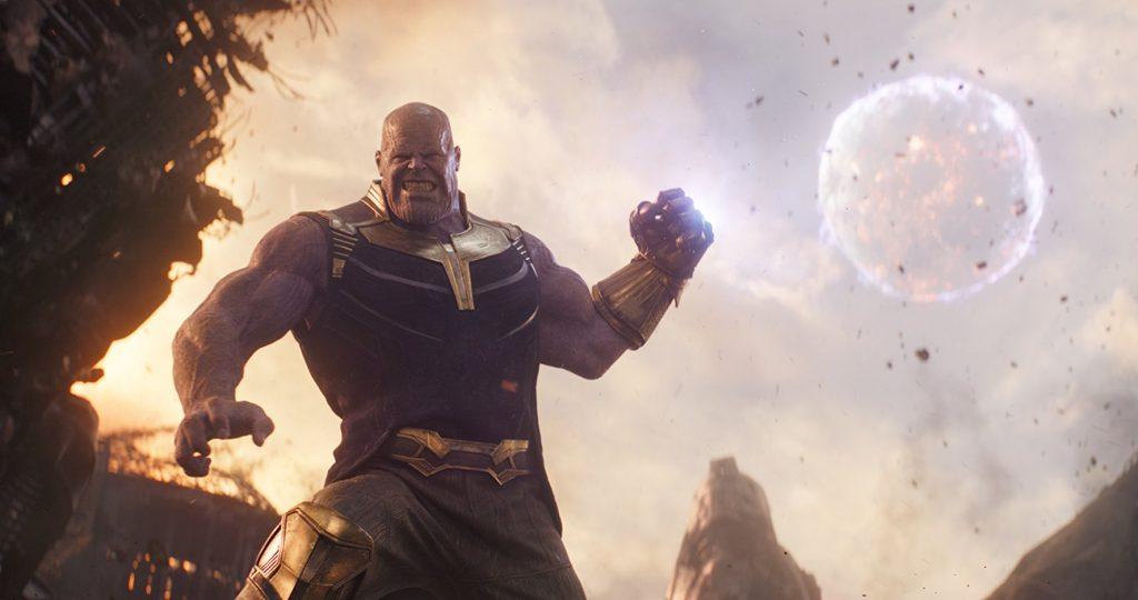 Avengers: Infinity War Maan