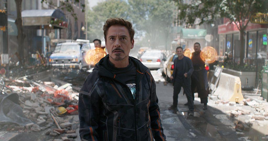 Avengers: Infinity War Tony