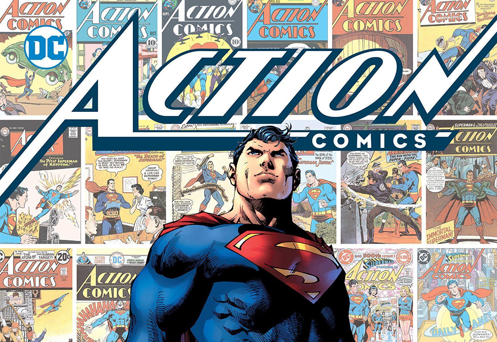 80 jaar Superman Winactie Superman Uitsnede