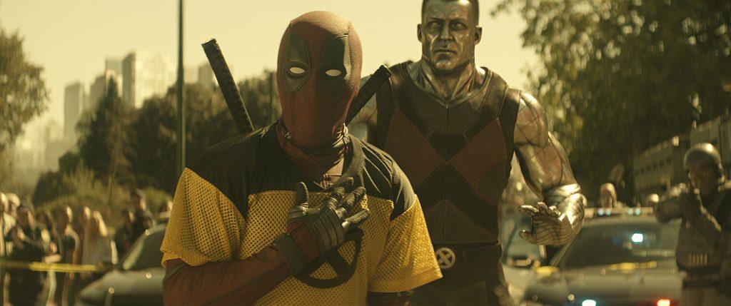 Deadpool 2 X-Men trainee