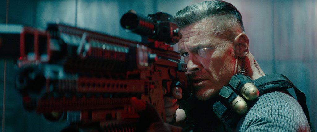 Deadpool 2 Cable big gun