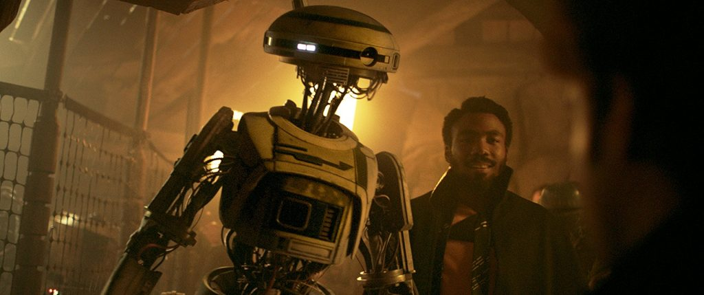 Solo: A Star Wars Story Droid